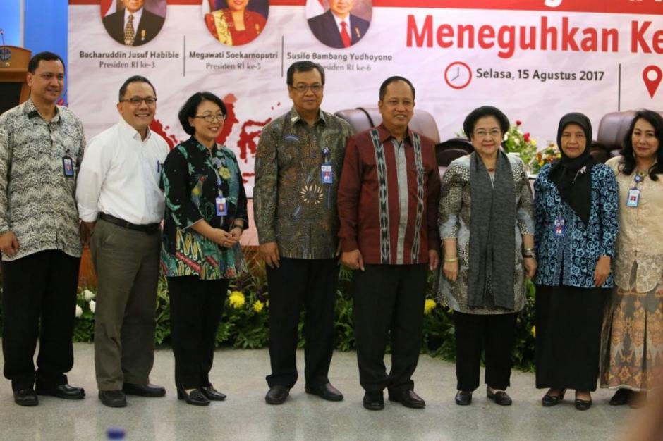Dihadiri 3 Presiden, Dialog Kebangsaan LIPI Teguhkan Jalinan Persatuan dan Kesatuan